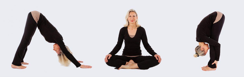 Hatha-yoga houdingen